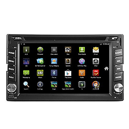 what is the best double din dvd car stereo